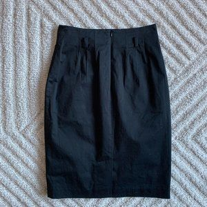 Club Monaco High Waisted Skirt, sz 2